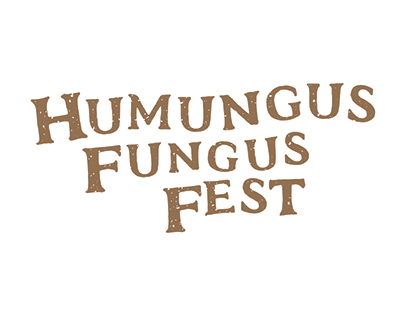 Humungus Fungus Fest Branding & Marketing