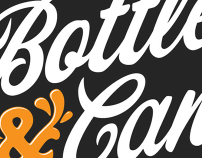 Bottle & Can Craft Beer Retail Branding