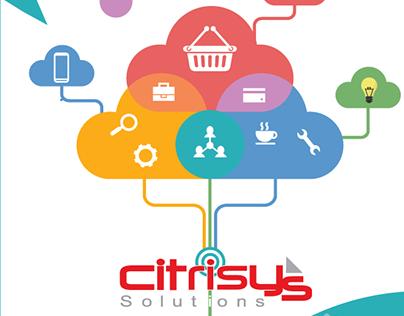 Citrisys 10th Anniversary Poster