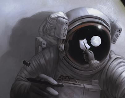 L'astronauta solitario