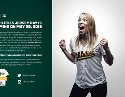 MAJESTIC ATHLETIC :: MLB Jersey Day
