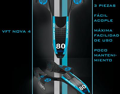 VFT Nova 4 Bodywork