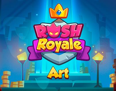 Rush Royale 2.0
