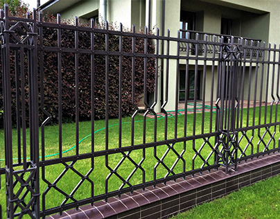 Fancy fence