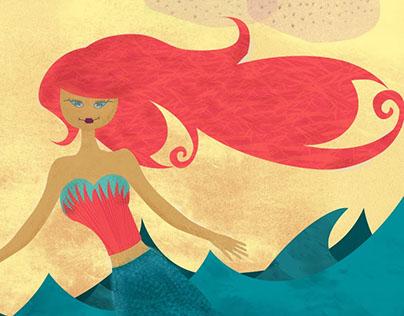 Sirena por los mares del mundo