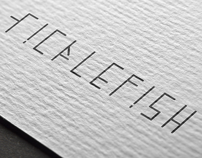 Visual Identity for Ficklefish