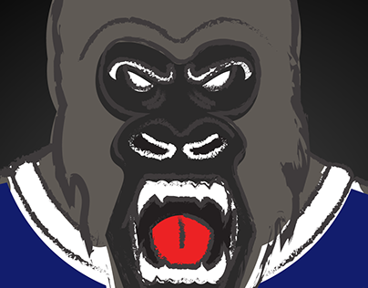 GG Gorilla - Gaming Channel Logo