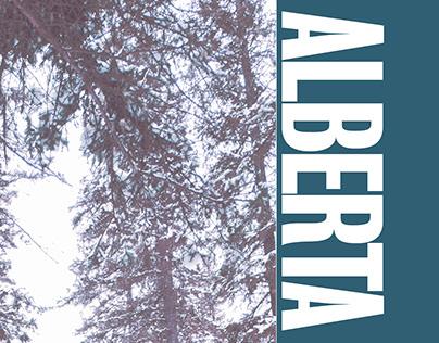 Alberta, Canada Photo Journal