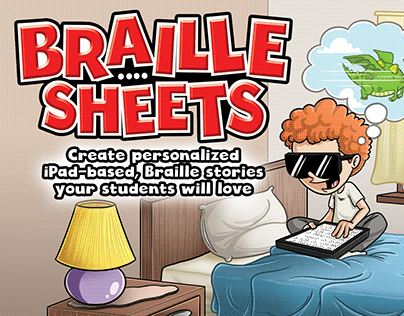 Braille Sheets Game App