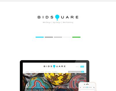 Bidsquare Re-design