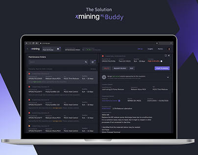 xMining: UX Research and Design for Mining Industry
