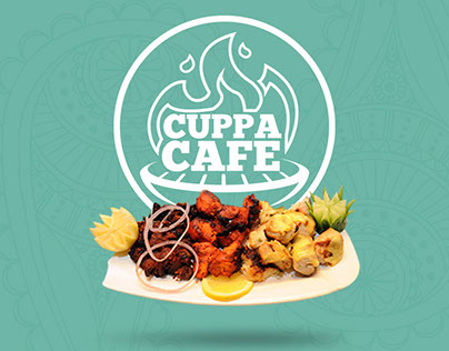 Branding & Social | Cuppa Cafe