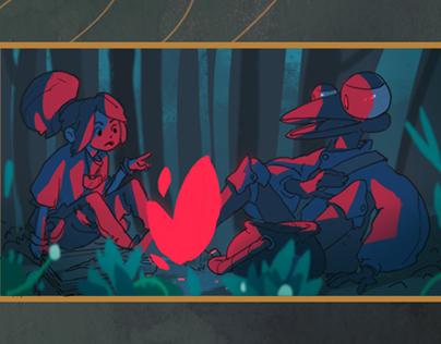 Cauldron – Short Story ~The Origin of Cauldrons~