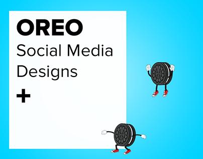 OREO - Social Media Designs