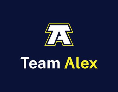 Team Alex - Brand Identity