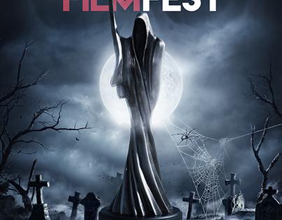 I-Horror Film Fest Poster