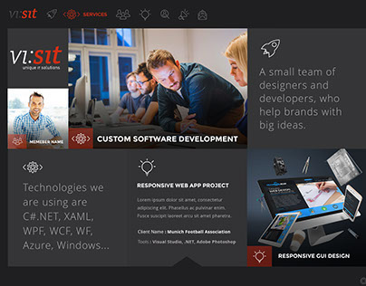 Vetter IT Solutions Web Design