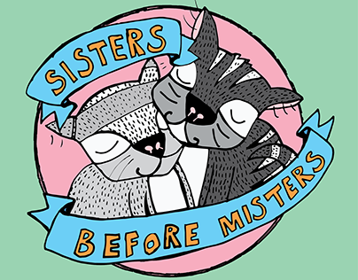 Feminist cats
