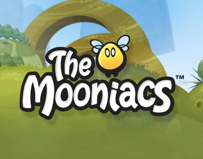 The Mooniacs - WebSite v2