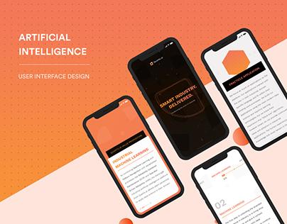 Quartic.ai - Website UI/UX Design