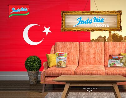 Indomie Turkey | Web Design and Web Development