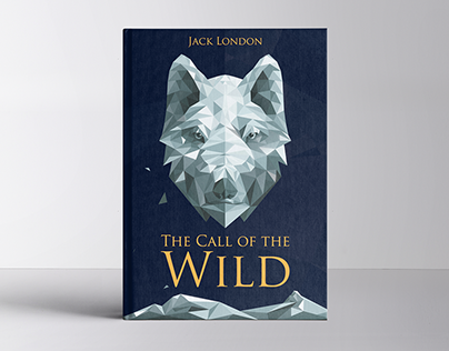 Book cover - The Call of the Wild