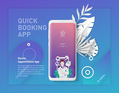 Doc@Home - App UX & UI