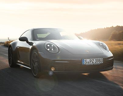 Porsche Centers in Stuttgart - Content Creation