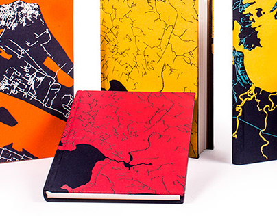 Scribble Notebooks - Carto Collection