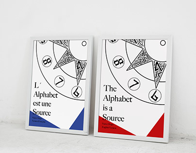 The Alphabet is a Source Book