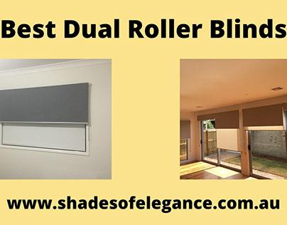 Best Dual Roller Blinds