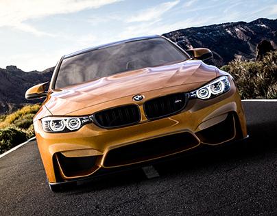 Rendering / BMW ///M4