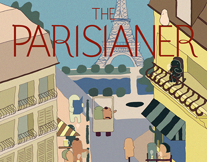 The Parisianer cover