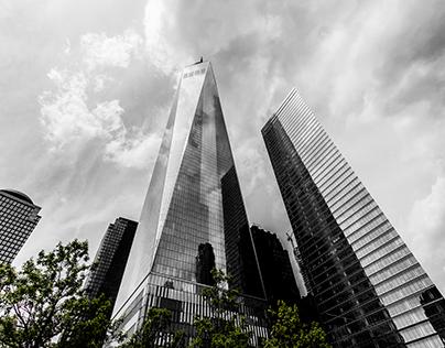 "The Concrete Jungle ""NYC"""