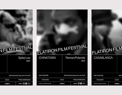 FLATIRON FILM FESTIVAL - Identity