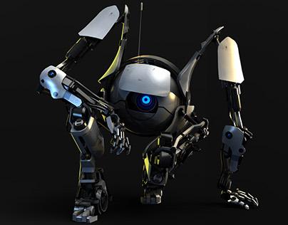Portal 2 | Atlas |