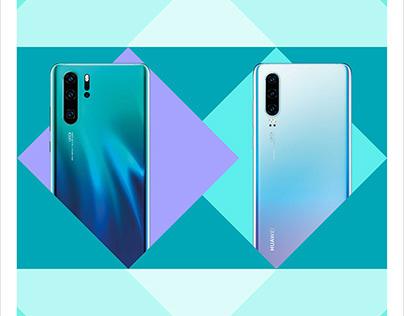 Key Visual Huawei