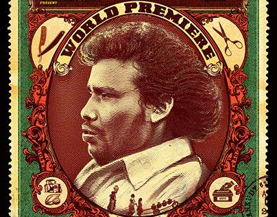 Mandela World Premiere Poster Design