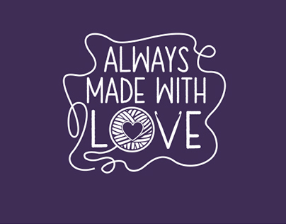 Always Made With Love Logo Branding