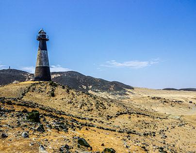 Ruta fotográfica al Faro de Puerto Eten