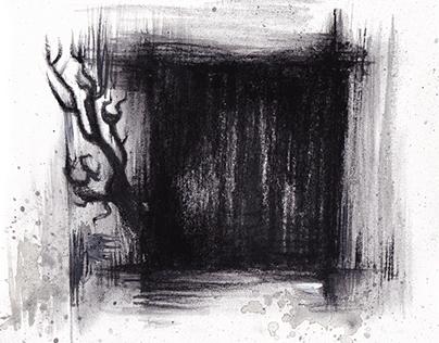 """Cover per """"Carbone su Carta"""", brano di Metauro Colossum"""