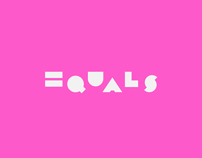 Equals Campaign Branding and Social Assets