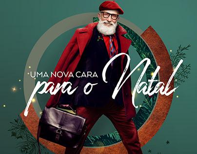 Campanha de Natal Oscar Calçados