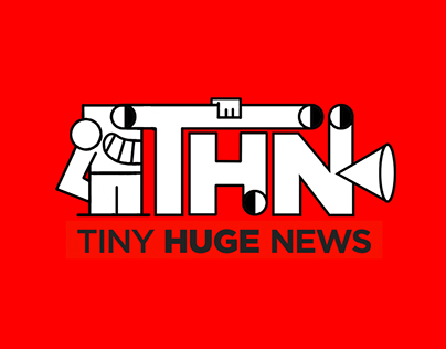 TINY HUGE NEWS TV