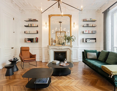 Appartement Voltaire - Paris