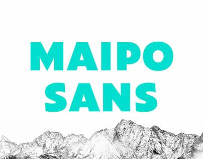 Maipo Sans™ (1 FREE FONT)