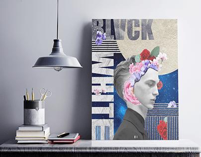 Graphic Design Poster | Unleash Your Colors