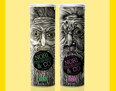 Nori & CO • Seaweed chips