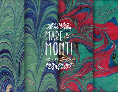 Mare & Monti Marble Paper