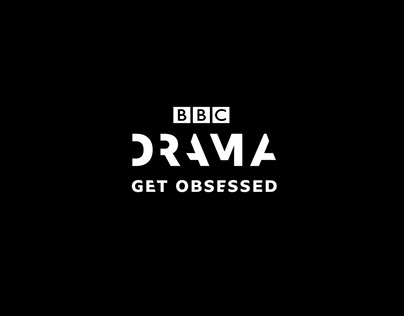 BBC Drama - Logo Design and Sting Animation